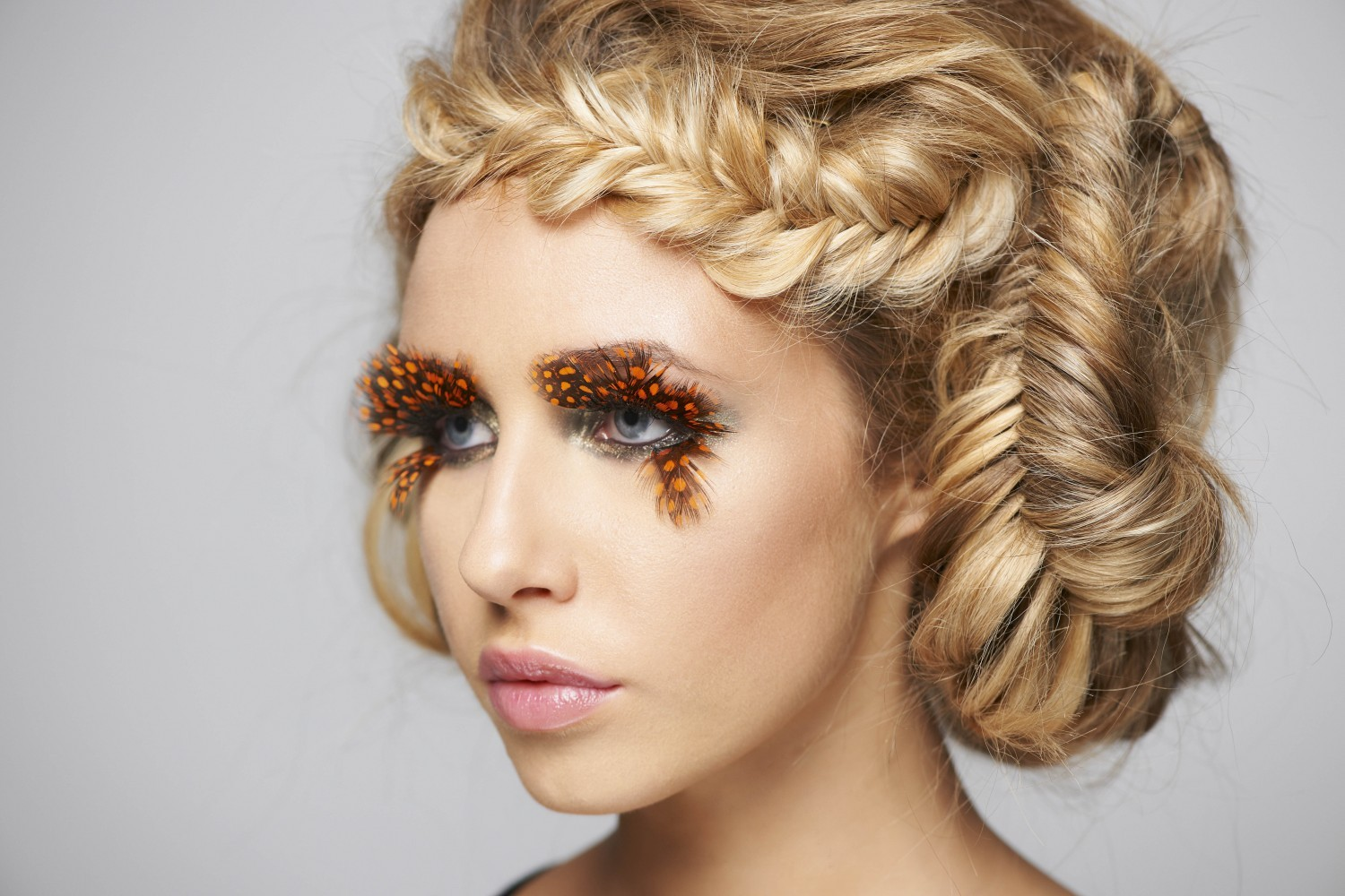 Wedding Hair Inspiration With She Hair Extensions