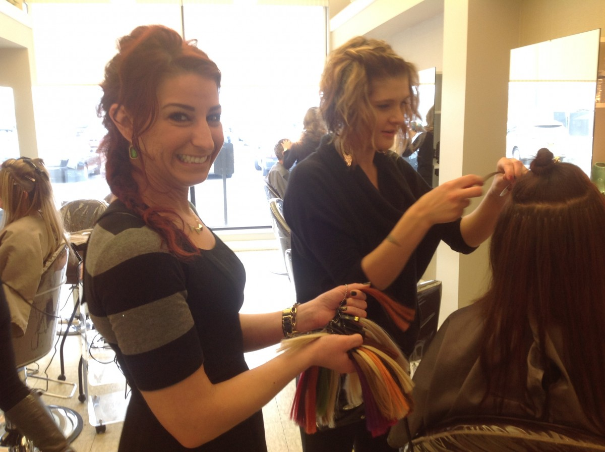 How To Choose The Right Extensions Profitablestylist