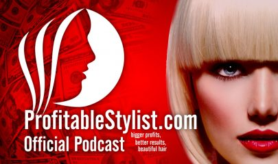"CHECK OUT ""THE PROFITABLE STYLIST"" PODCAST! A podcast you can learn from, earn from…"