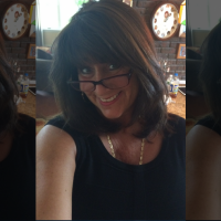 Sheri Valle, 51, felt depressed when her hair wouldn't grow back following radiation. Now, with the CNC, she has more confidence than ever. (Photo courtesy Transitions Hair Solutions)