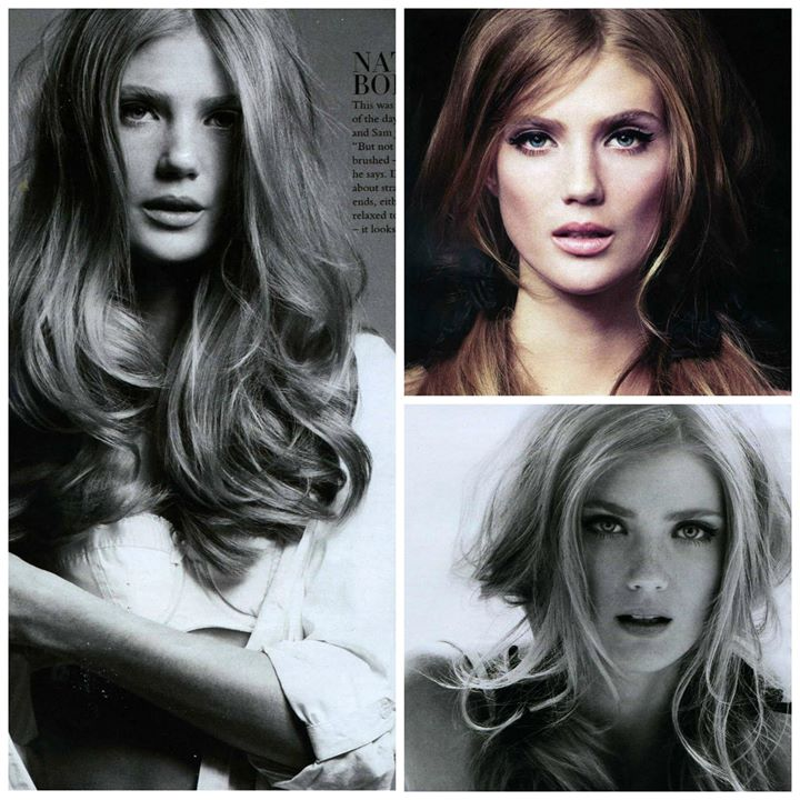 "#HAIRINSPIRATION: 60's ""Sex Kitten"" Hair Soft, voluminous, tousled hair that screams 60s sex kitten…it's…"