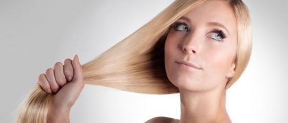 "Client tips for better wear with their add-on hair: ""Before washing, hair should be…"