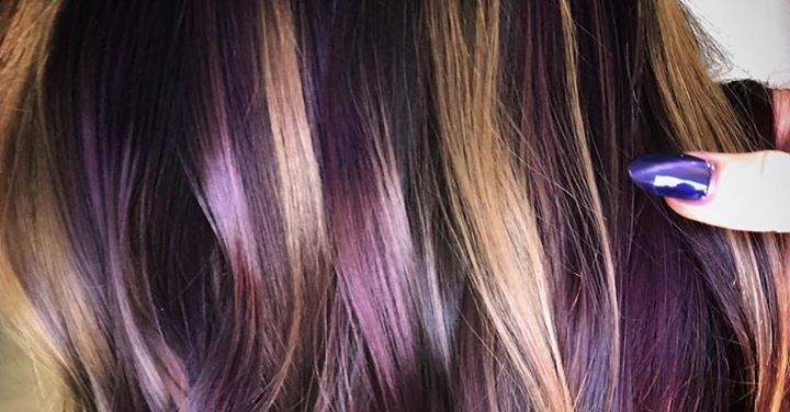 "PASS THE PURPLE AND BROWN EXTENSIONS PLEASE… ""Peanut Butter & Jelly"" is a new…"